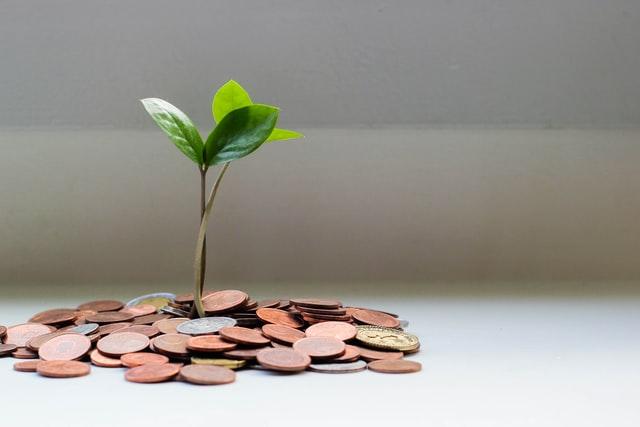 Stiftungsgründung Bild mit Geld