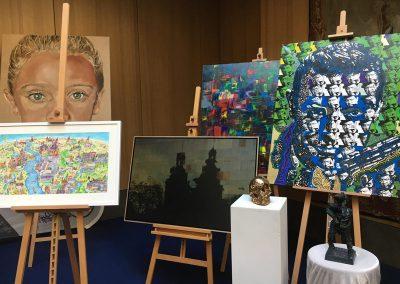 Spendezeit Gala Kunstausstellung