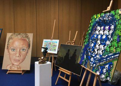 Spendezeit Gala Kunstausstellung 2