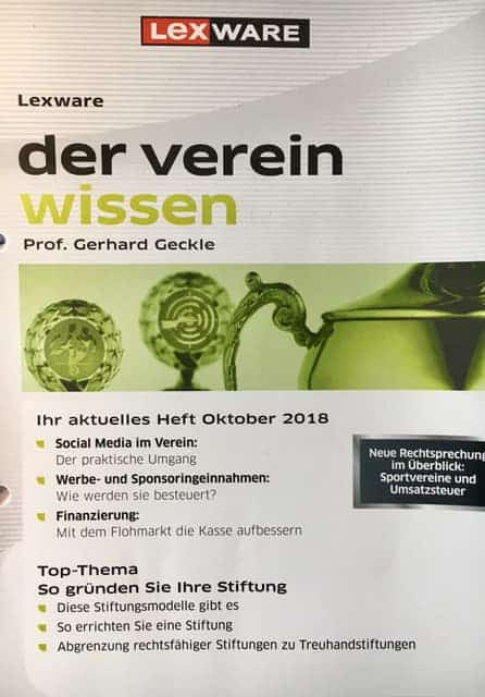 Haufe Verlag Anwalt Dr. Kay Krüger Beitrag