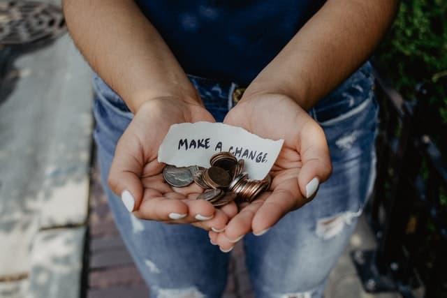 Gemeinnützigkeit Spendensammlung Bild